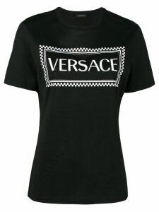 Versace 90s vintage logo T-shirt - Black