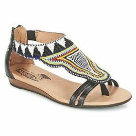 Pikolinos  ALCUDIA 816  women's Sandals in Black