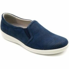Padders  Gigi Womens Casual Slip On Shoes  women's Slip-ons (Shoes) in Blue