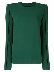 Haider Ackermann Sandwood top - Green