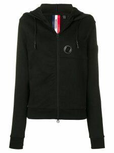 Rossignol zip front hoodie - Black
