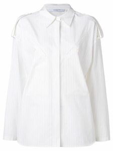 Givenchy classic striped shirt - White