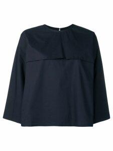 Sofie D'hoore long sleeve top - Blue