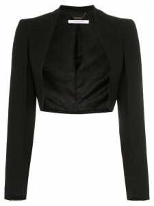 Givenchy wool blend bolero jacket - Black