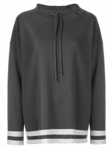 BAMFORD knitted sweatshirt - Grey