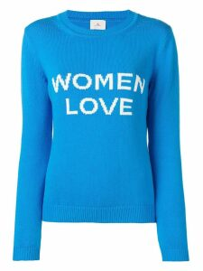 Peuterey women love jumper - Blue