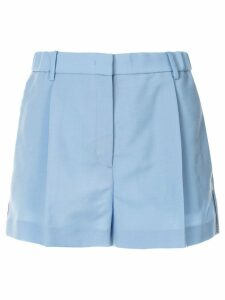 Nº21 high-waisted shorts - Grey