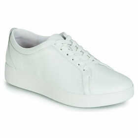 FitFlop  RALLY SNEAKER  women's Shoes (Trainers) in White
