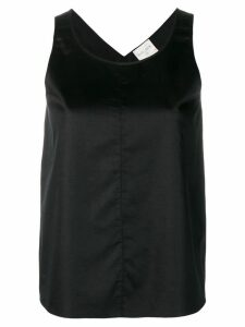 Forte Forte sleeveless blouse - Black