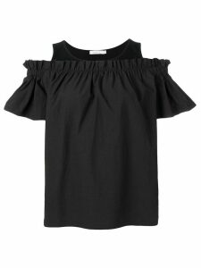 Neul off shoulder style blouse - Black