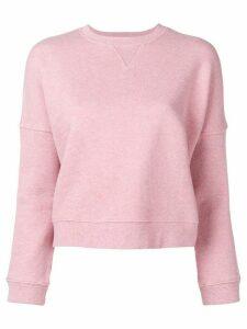 YMC Almost Grown sweatshirt - Pink