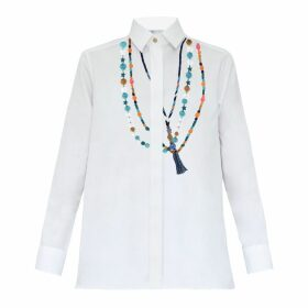 My Pair of Jeans - Ibiza Embroidered Shirt