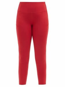 Roksanda - Amira Draped Silk-blend Organza Blouse - Womens - Yellow