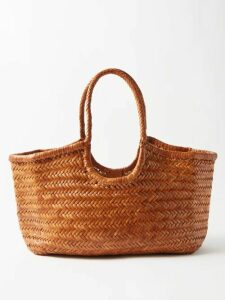 F.r.s - For Restless Sleepers - Pussy Bow Crepe Blouse - Womens - Red