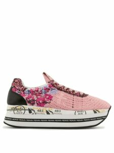 Premiata Beth sneakers - PINK