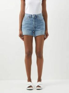 Adidas By Stella Mccartney - Metallic Shell Performance Jacket - Womens - Silver