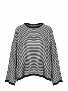 Parosh Striped Sweater