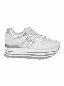 Hogan Hogan Logo Platform Sneakers