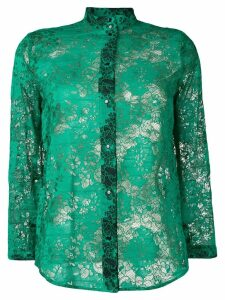 Roseanna lace Jacques blouse - Green