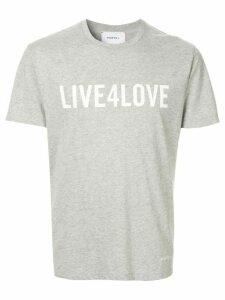 Ports V logo T-shirt - Grey
