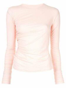 Irene long-sleeved T-shirt - PINK