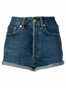 Golden Goose denim shorts - Blue