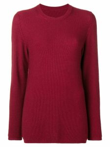 Holland & Holland crew neck jumper - Red
