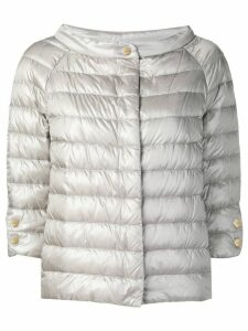 Herno quilted jacket - Grey