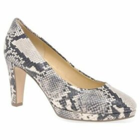 Gabor  Splendid Womens High Heel Court Shoes  women's Court Shoes in Multicolour