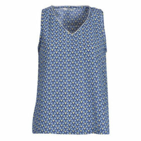 Only  ONLTULIPE  women's Blouse in Blue