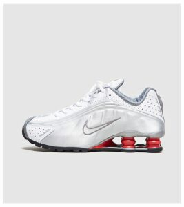 Nike Shox R4 Women's, White
