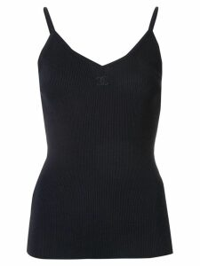 Chanel Pre-Owned camisole top - Black