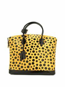Louis Vuitton Pre-Owned Venis Lockit MM handbag - Yellow