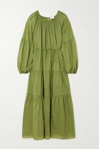 Khaite - Mckenna Twill Blazer - Antique rose