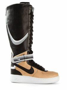 Nike Riccardo Tisci 'Beige Pack Air Force 1' boots - Black