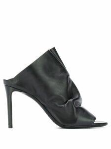 Nicholas Kirkwood stiletto sandals - Black