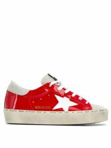 Golden Goose Hi Star sneakers - Red