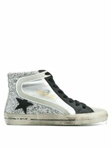 Golden Goose Slide sneakers - Silver