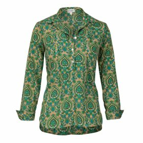 At Last. - Soho Shirt- Green