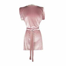 At Last. - Pink Paisley Soho Shirt