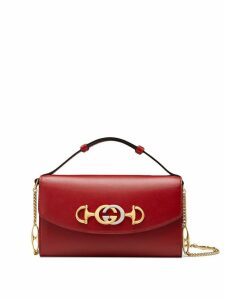 Gucci Gucci Zumi mini shoulder bag - Red