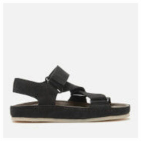 Clarks Originals Women's Ranger Sport Nubuck Sandals - Black - UK 7 - Black