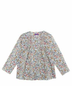 Betsy Tana Lawn Cotton Blouse 2-6 Years