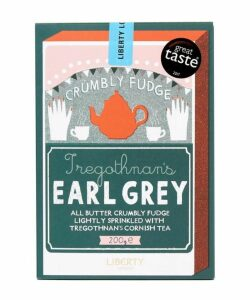 Earl Grey Crumbly Fudge 200G