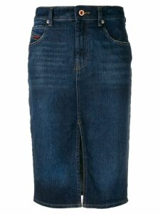 Diesel pencil denim skirt - Blue