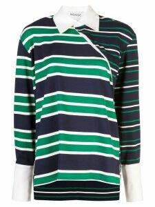 Monse knitted sweatshirt - Blue