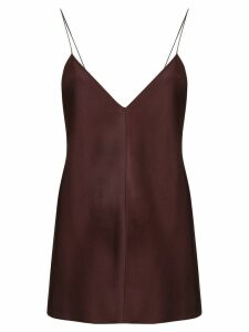 The Row Eda top - Brown