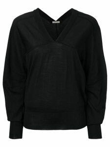 Bottega Veneta V-neck sweater - Black