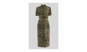 Animal Print Montana Dress