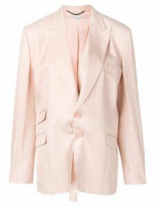 Stella McCartney tailored blazer - PINK